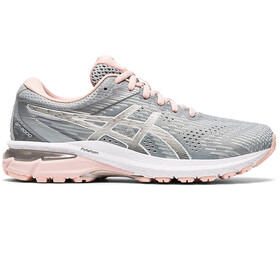 asics GT-2000 8 Zapatillas Mujer, sheet rock/pure silver